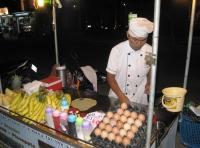 Уличная еда Ко Чанг