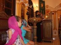 Православные будни на острове
