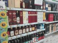 Тайские вина и крепкий «западный» алкоголь на Чанге