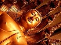 Тайские цветные дни недели и образы Будды