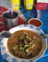 Уличная еда на Ко Чанг