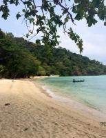 Крадад пляжи